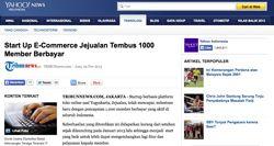 Start Up E-Commerce Jejualan Tembus 1000 Member Berbayar