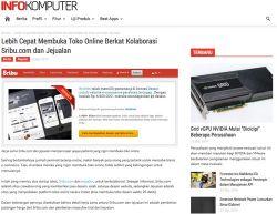 Buka Toko Online Berkat Kolaborasi Sribu dan Jejualan