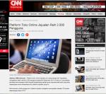 Platform Toko Online Jejualan Raih 2.500 Pengguna
