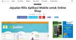 Jejualan Rilis Aplikasi Mobile untuk Online Shop